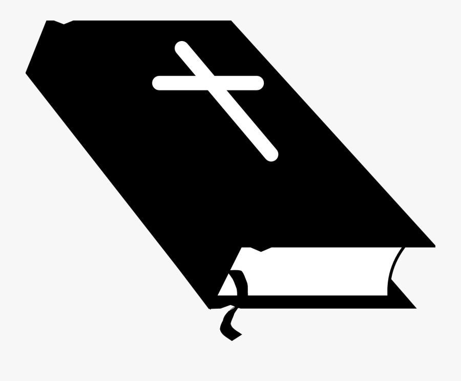 Closed Bible - Bible Clip Art, Transparent Clipart