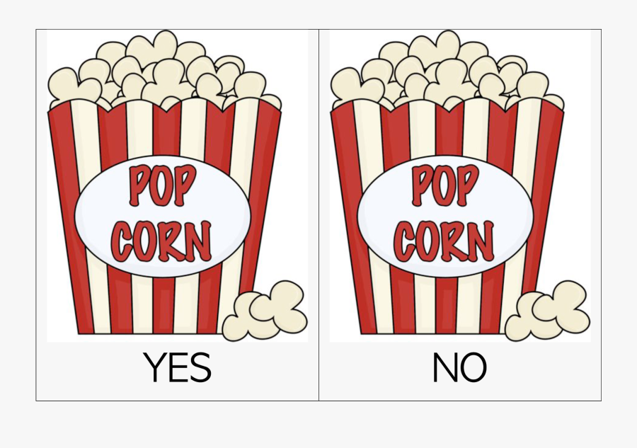 Free Popcorn Clipart Images & Photos Download 【2018】 - Simple Popcorn Clipart, Transparent Clipart