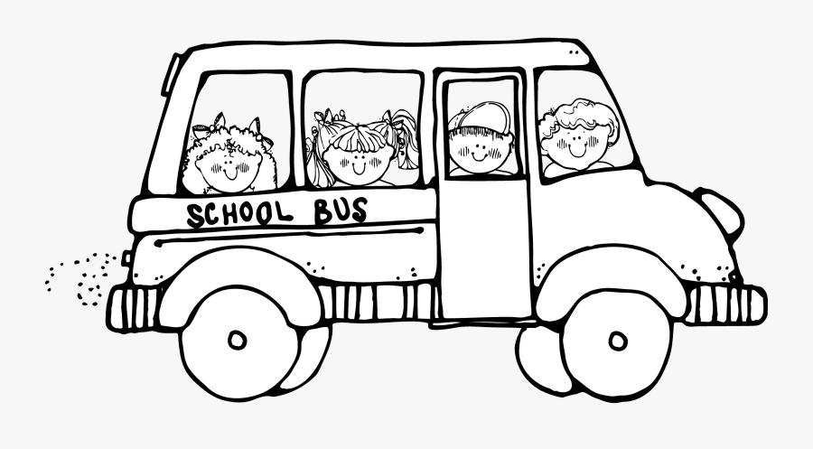 School Bus Clipart Hd, Transparent Clipart