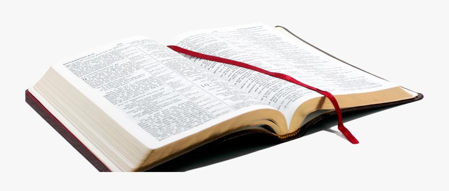 Bible Png - Open Bible Images Hd, Transparent Clipart
