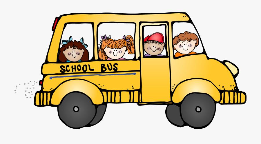 Thumb Image - School Bus Clipart Hd, Transparent Clipart