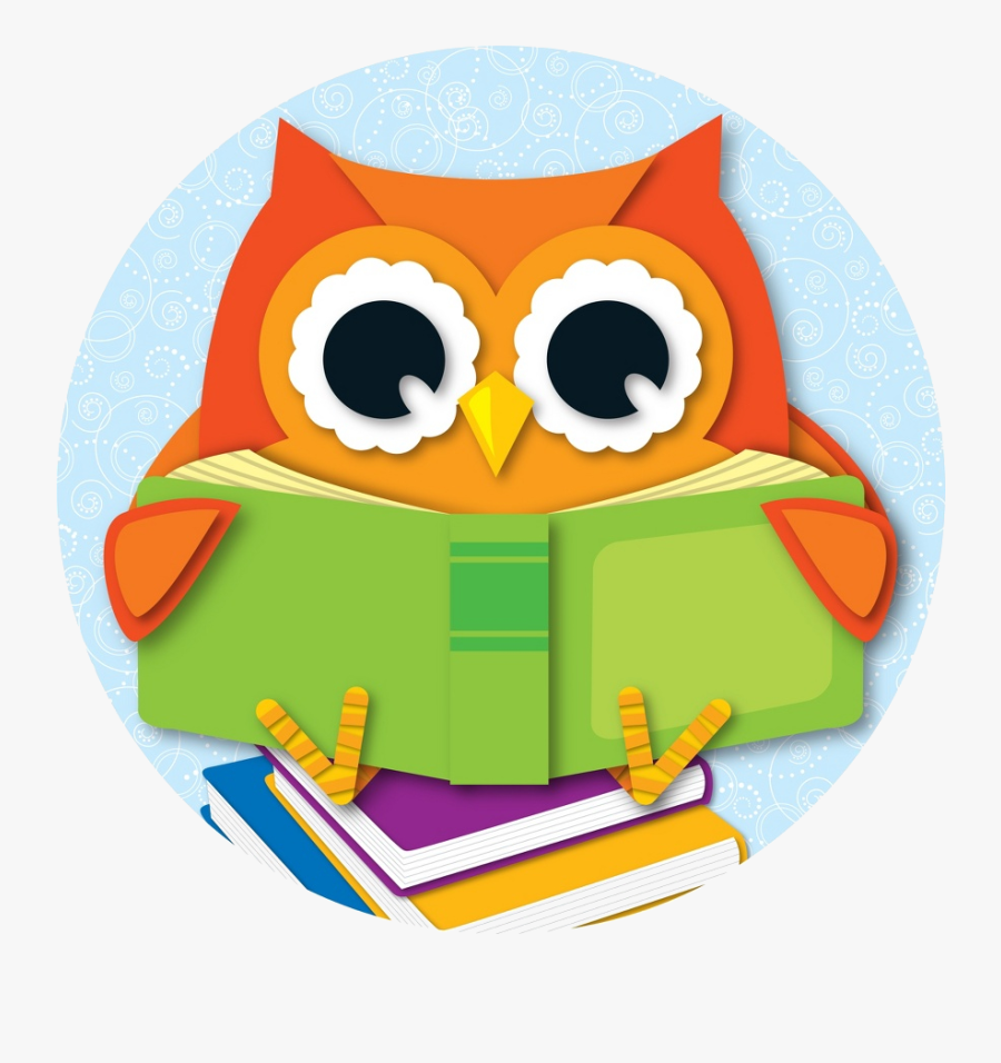 Reading Collection Of Cute Owl Clipart High Quality - Owl Reading , Free  Transparent Clipart - ClipartKey