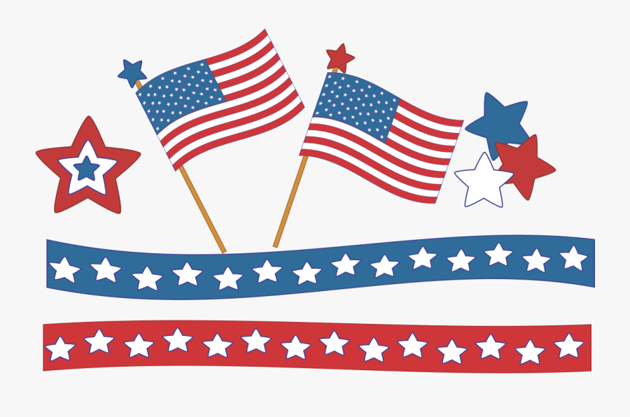 Happy Th Of - Happy 4th Of July Png, Transparent Clipart
