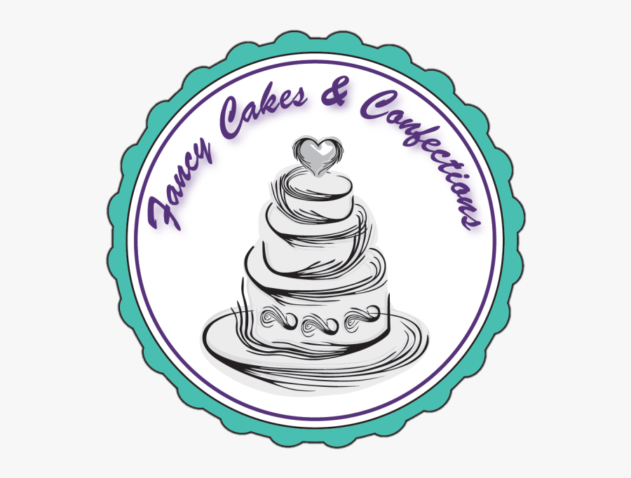 Fancy Cakes & Confections - Birthday Cake Clip Art, Transparent Clipart