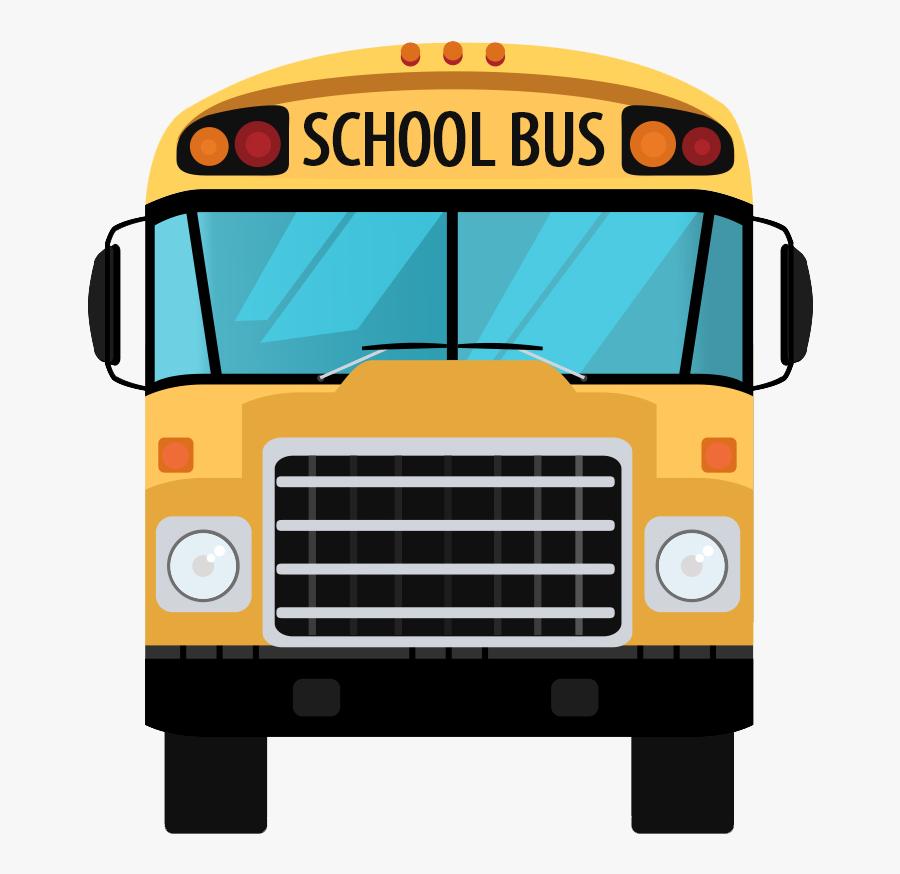 School Bus Png Clipart - School Bus Clipart Png, Transparent Clipart