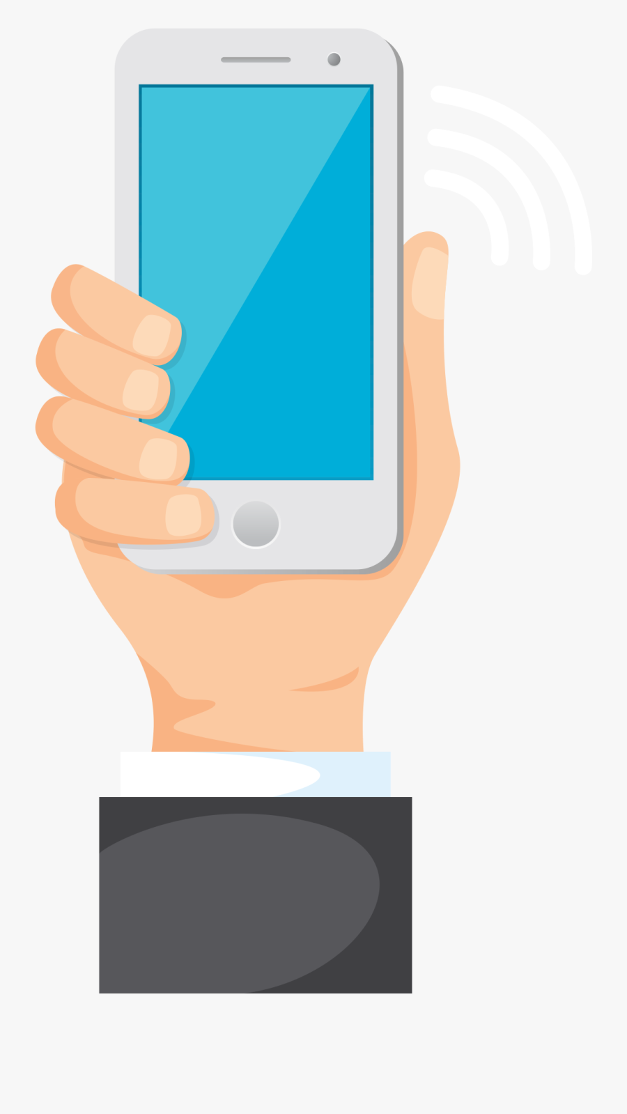 Phone In Hand Clipart Mobile With Hand Png Clipart Free Transparent Clipart Clipartkey Seeking more png image master hand png,back of hand png,gun in hand png? mobile with hand png clipart