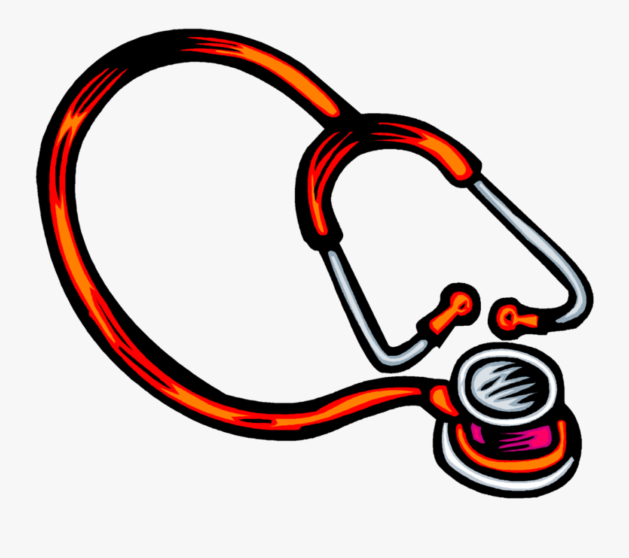 Stethoscope Clipart - Stethoscope Clipart Cartoon, Transparent Clipart