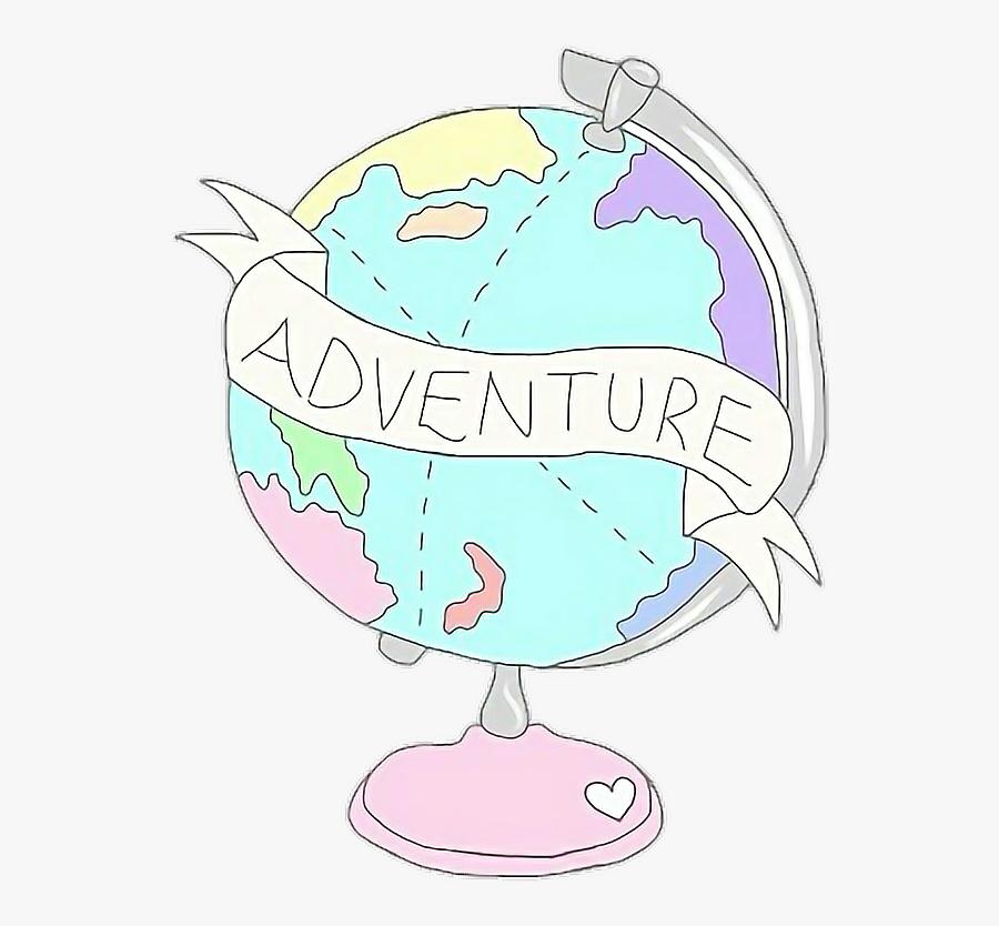 Globe Clipart Pastel - Pastel Globe, Transparent Clipart