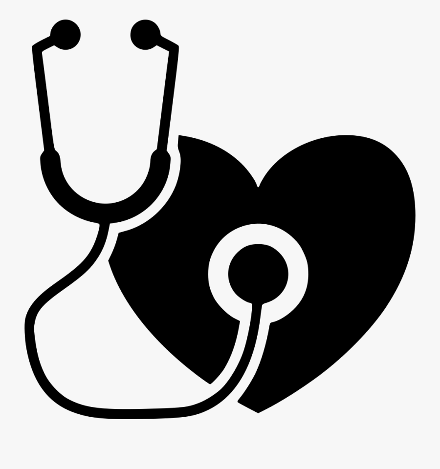 Stethoscope Medicine Heart Computer Icons - Health Check Up Icon, Transparent Clipart