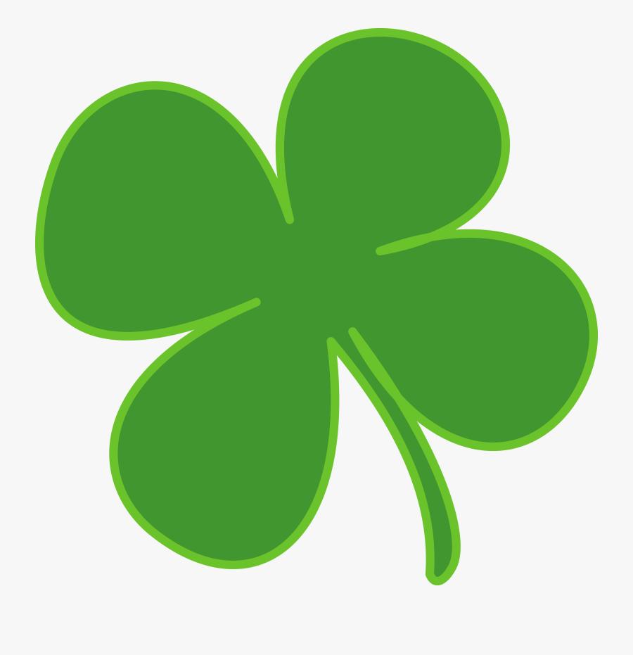 Transparent Free Download On - St Patrick's Day Four Leaf Clover, Transparent Clipart