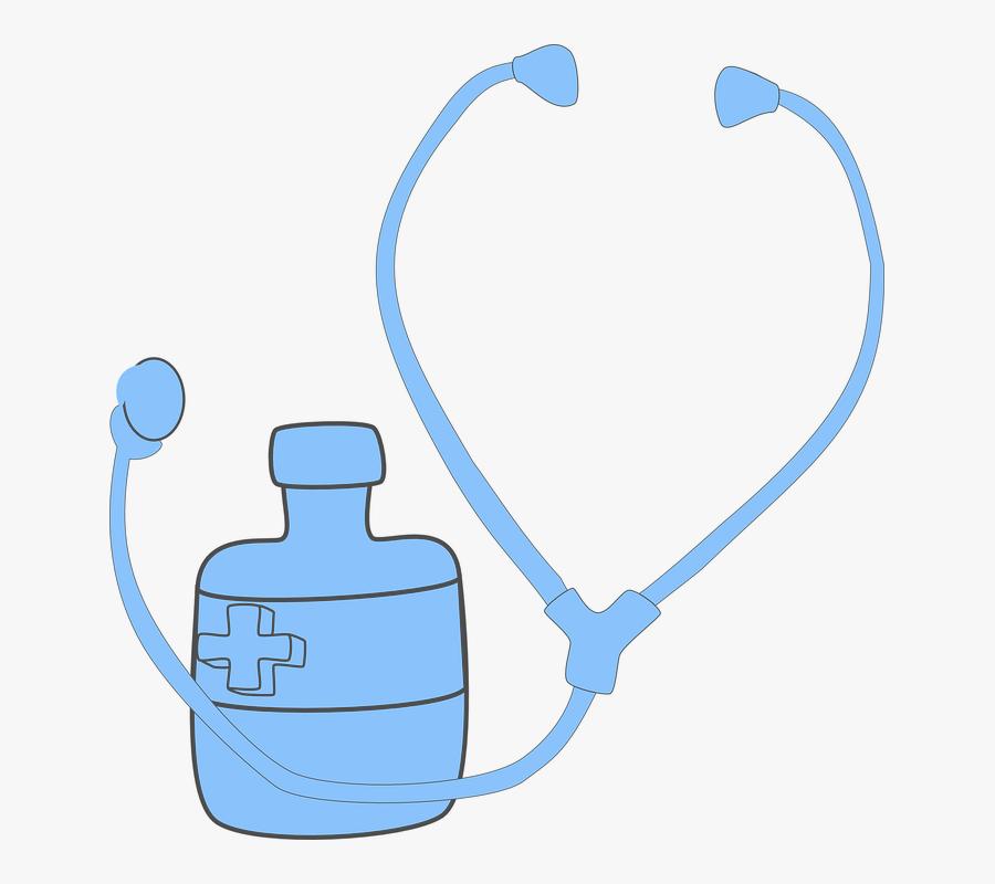 Stethoscope, Transparent Clipart