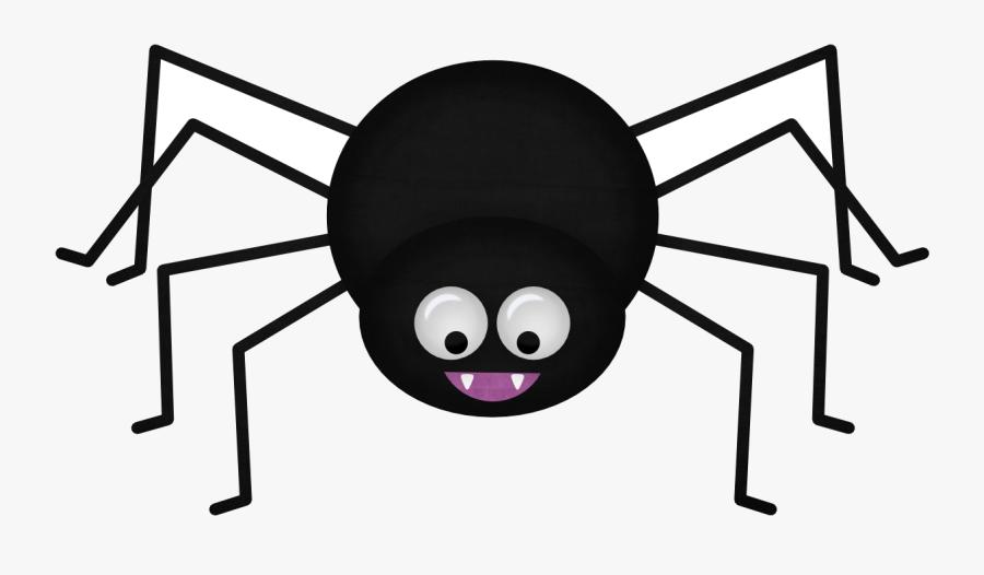 Spider Clipart For Kids Free Best Transparent Png - Spider Clipart For Kids, Transparent Clipart