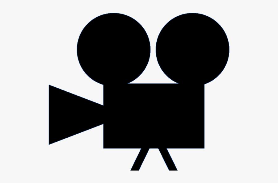 Movie Camera Clipart Free Clip Art Images - Mlp Camera Cutie Mark, Transparent Clipart