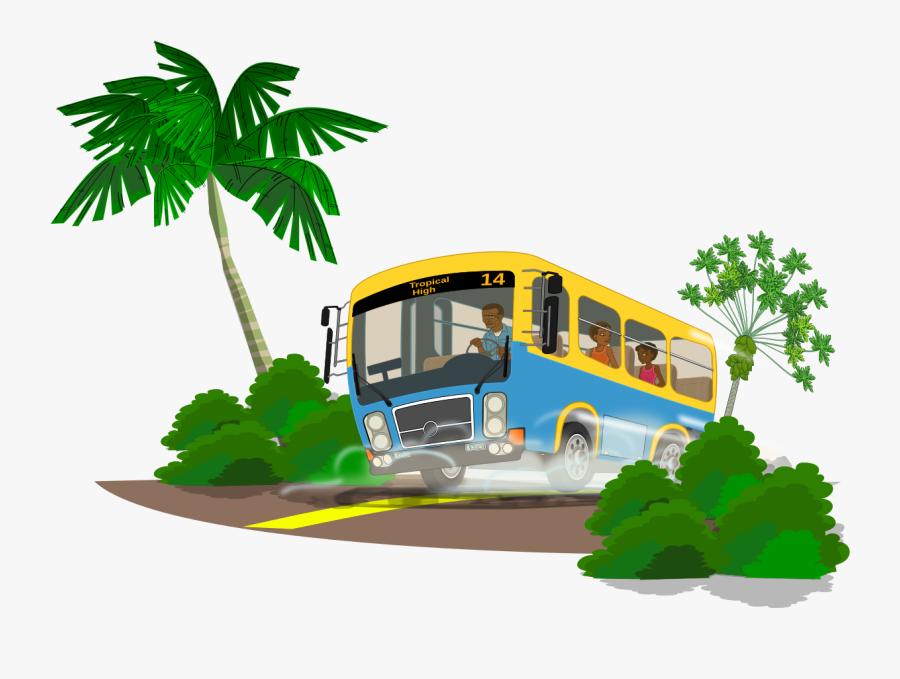 Free To Use & Public Domain School Bus Clip Art - Bus Trip Clipart, Transparent Clipart