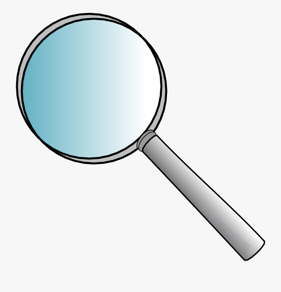 Magnifying Glass - Magnifying Glass Clipart, Transparent Clipart