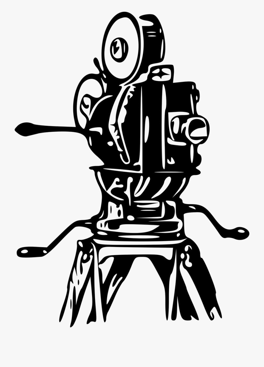 Old Film Camera - Old Film Camera Clipart, Transparent Clipart