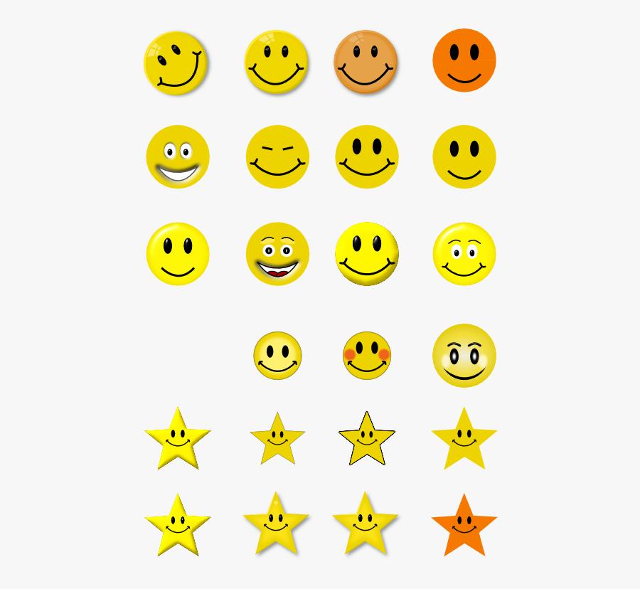 Smiley Face Clip Art Free - Smiley Face Button, Transparent Clipart