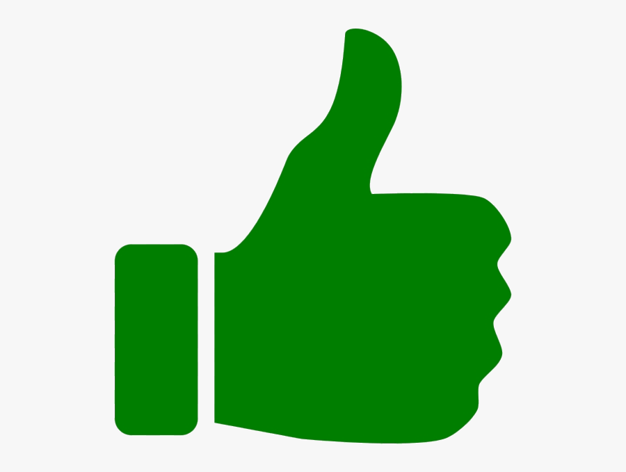 Thumbs Up Icon Green Th Clip Art Transparent Png - Green Thumbs Up Clipart, Transparent Clipart
