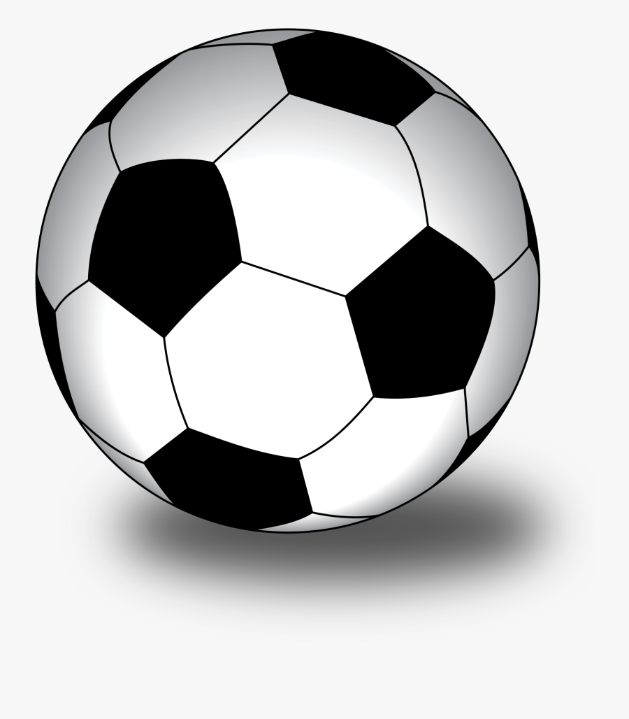 Soccer ball border clip art free clipart images clipartcow - Clipartix