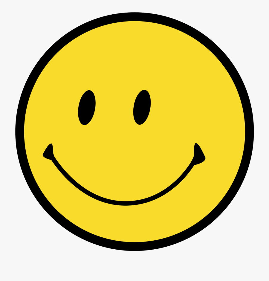 Happy Face Clipart - Happy Smiley Face Png, Transparent Clipart