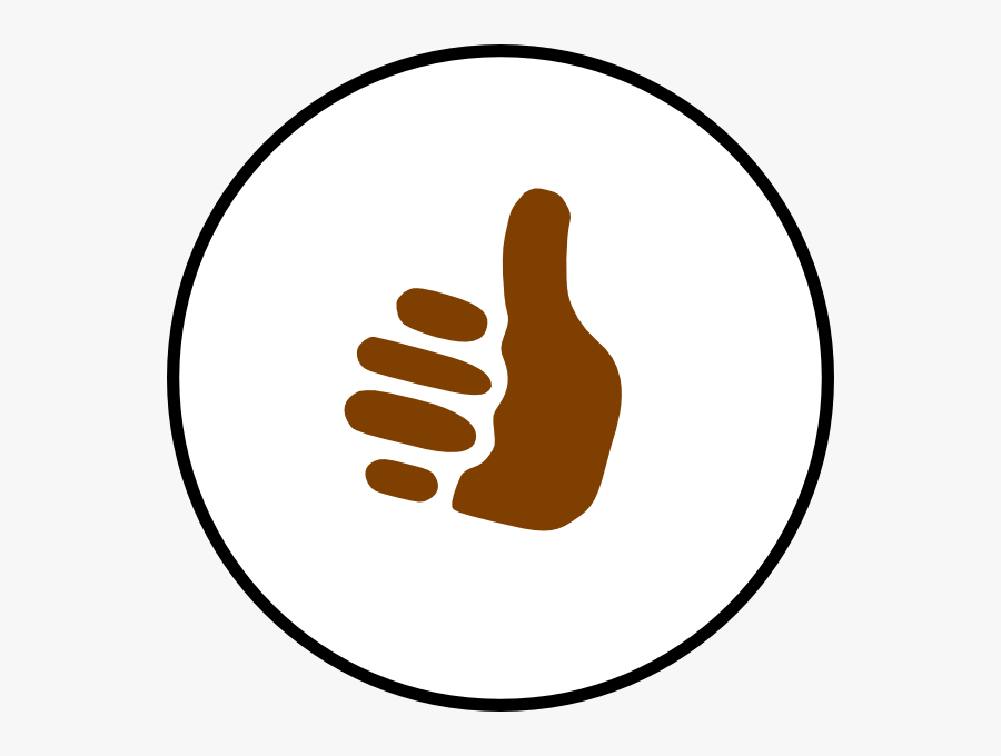 Thumbs Up Down Png - Thumbs Up Cartoon, Transparent Clipart