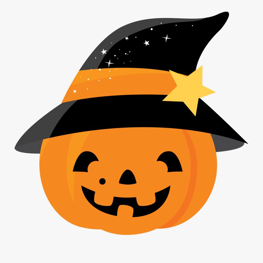 Transparent Pumpkin Clip Art Cute Pumpkin Halloween Clipart Free Transparent Clipart Clipartkey