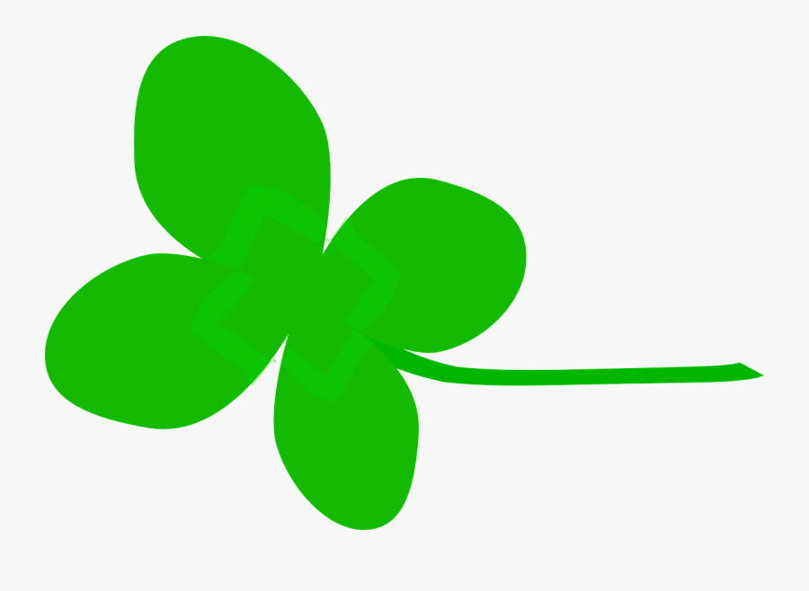 Free Shamrock Clipart 24, Buy Clip Art - Four Leaf Clover Gif Png, Transparent Clipart