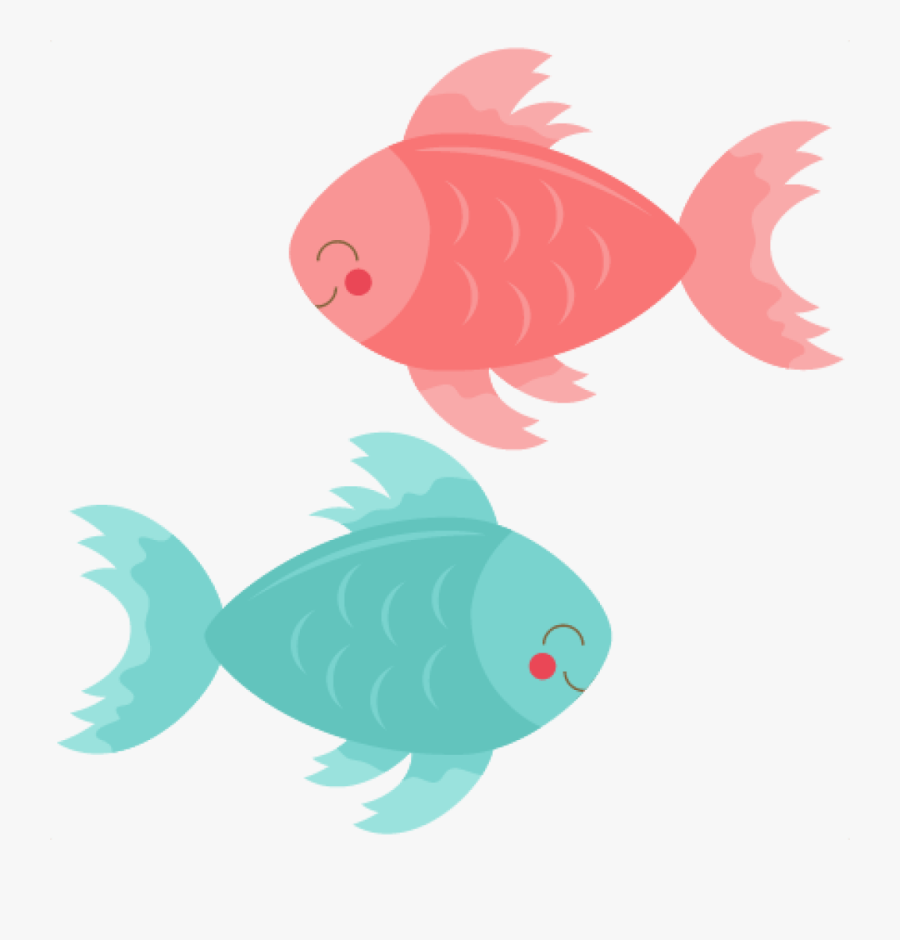 Transparent Betta Fish Png - Cute Fish Clipart Png, Transparent Clipart