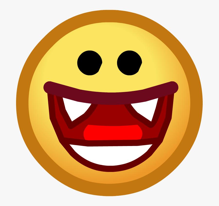 Club Penguin Png Emoji, Transparent Clipart