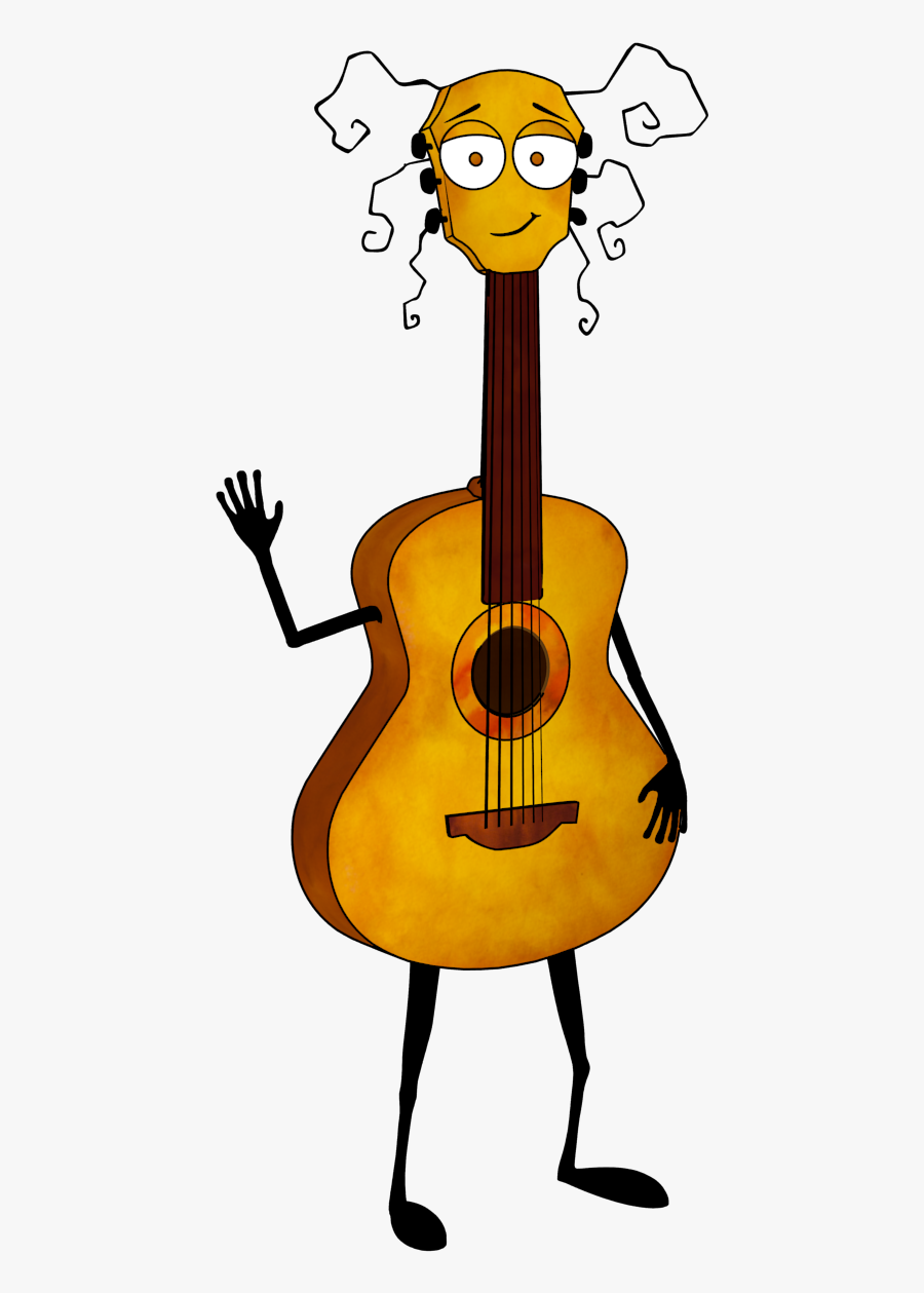 Animated Gif Acoustic Guitar Clipart Png Download Acoustic Guitar Free Transparent Clipart Clipartkey