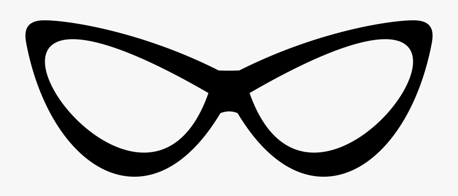 Glasses Eye Cat Free Clipart Hq Clipart - Cat Eye Sunglasses Clipart, Transparent Clipart