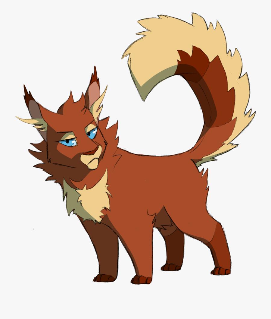Shadowclan Medicine Cat - Tennelleflowers Warrior Cats Designs, Transparent Clipart