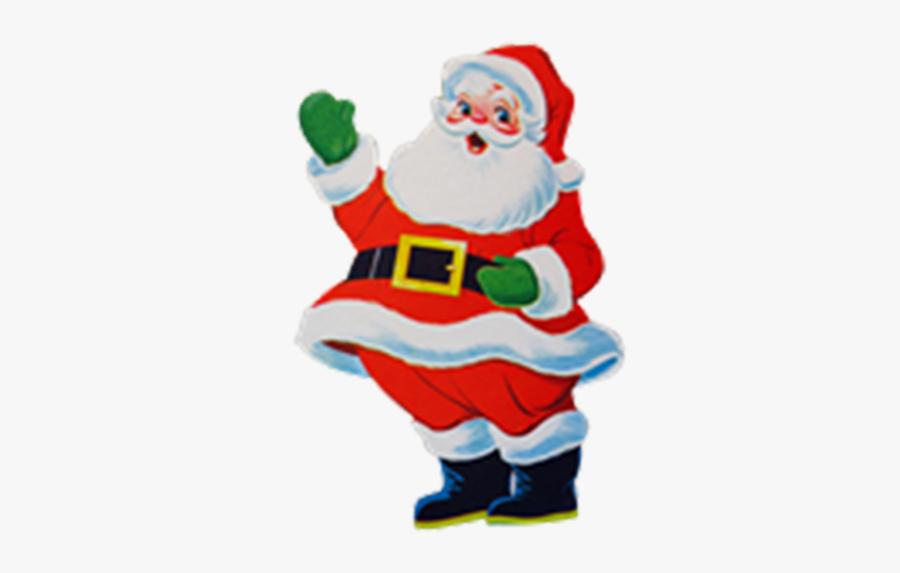 Free Santa Claus Clipart Christmas Clip Art 3 Image - Fuck Xmas, Transparent Clipart