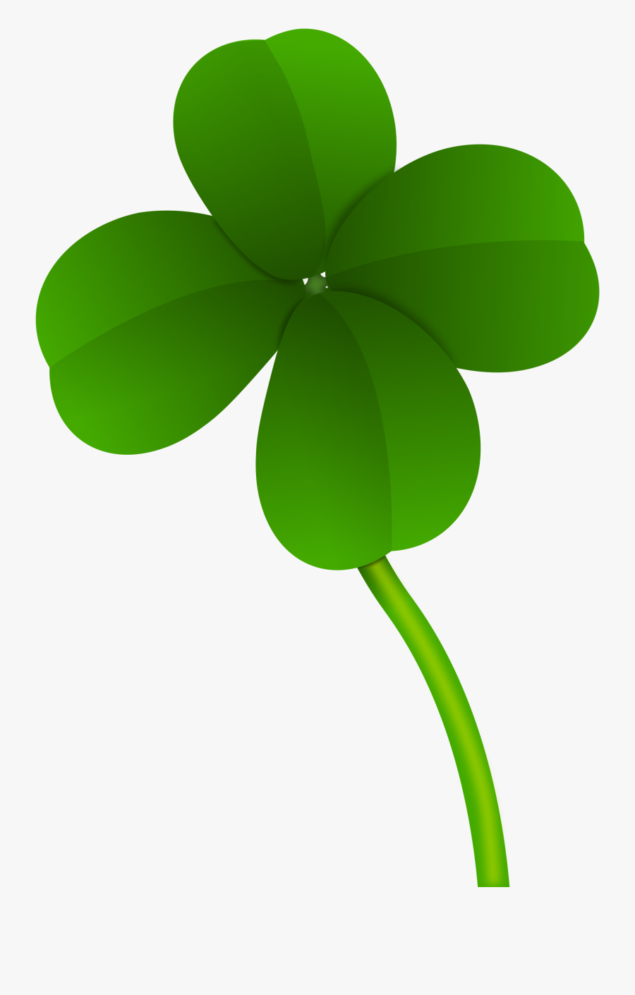 Clover Png Images Transparent Free Download - Four Leaf Clover Clear Background, Transparent Clipart