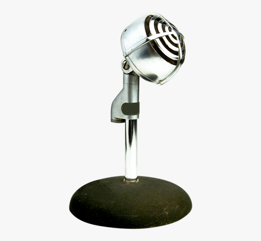 Microphone And Music Notes Clipart - Portable Network Graphics, Transparent Clipart