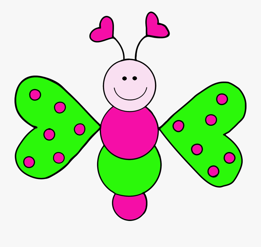 Butterflies Pink Butterfly Clipart Free Images - Free Butterfly Clip Art, Transparent Clipart