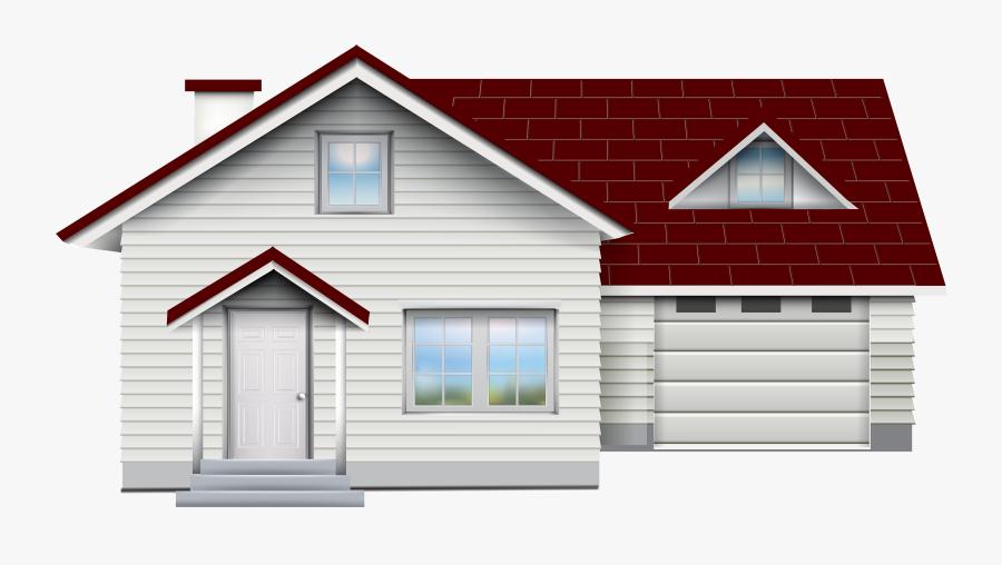 House Png Clip Art - House Png, Transparent Clipart
