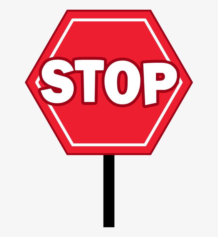 Png Download , Png Download - Stop Sign, Transparent Clipart