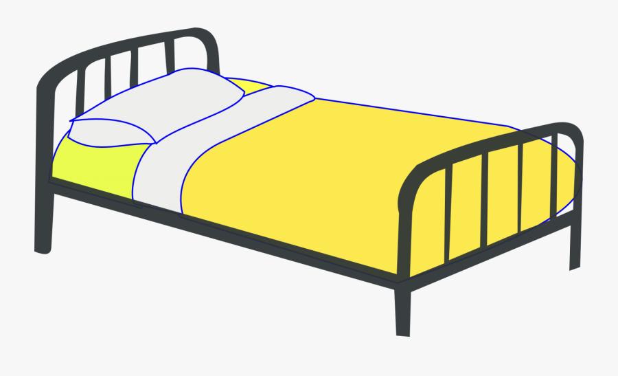 Make Bed Bed Cartoon Clip Art Dromgbg Top - Transparent Background Bed Clipart, Transparent Clipart