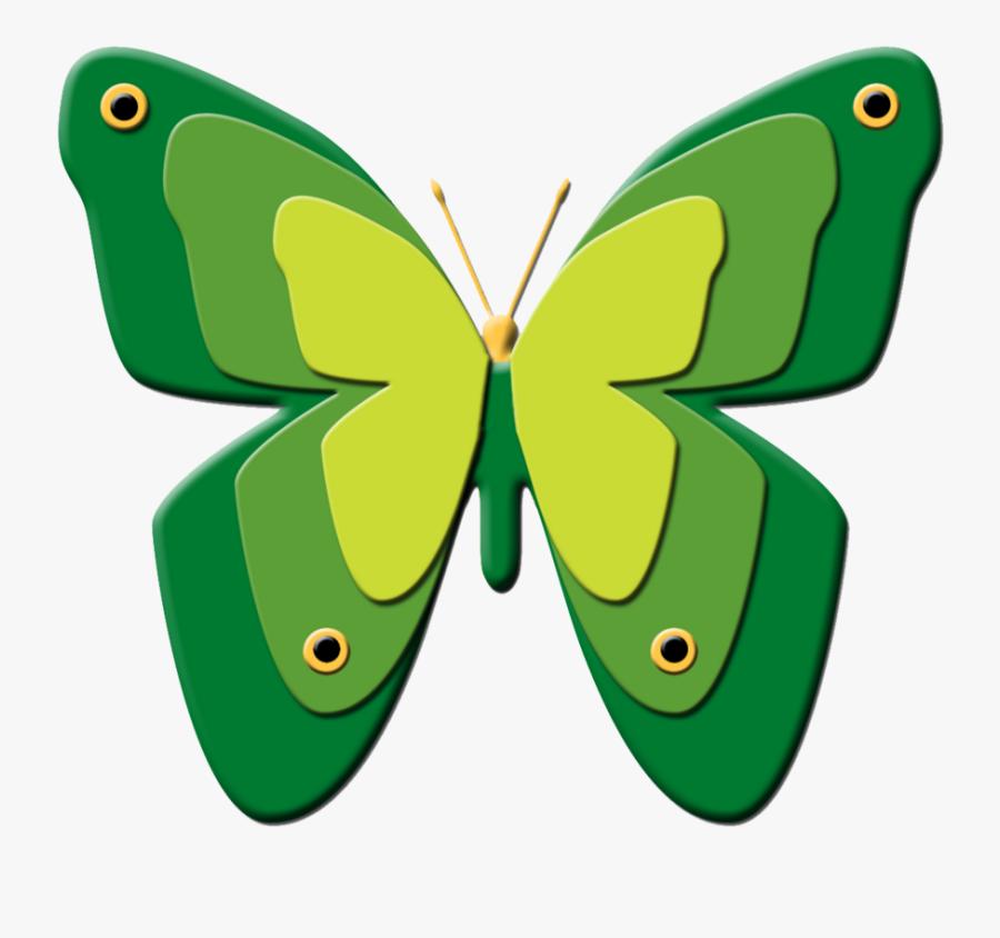 Transparent Butterfly Clip Art - Clipart Butterflies, Transparent Clipart