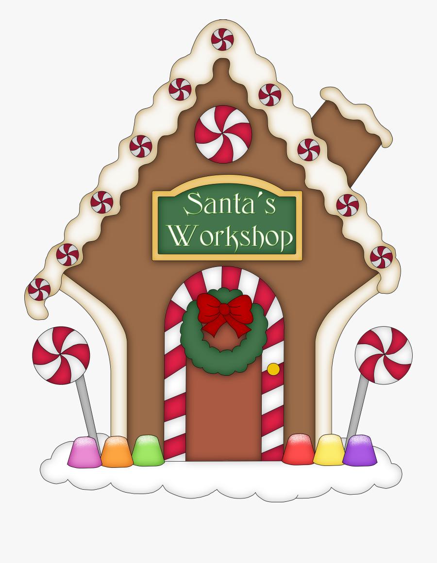 Clip Art Clipart Clip Art Best - Christmas Gingerbread House Clipart, Transparent Clipart