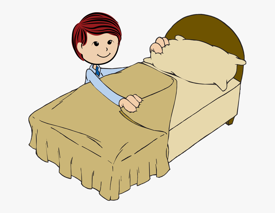 Make My Bed Clipart - Make The Bed Clipart, Transparent Clipart