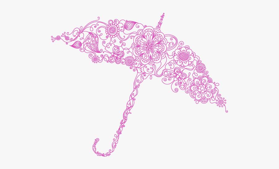 Free Cliparts Download Clip - Bridal Shower Umbrella Clipart, Transparent Clipart