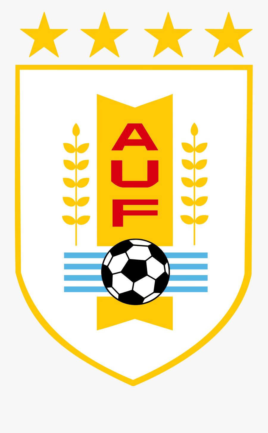 Uruguay National Football Team Logo, Transparent Clipart