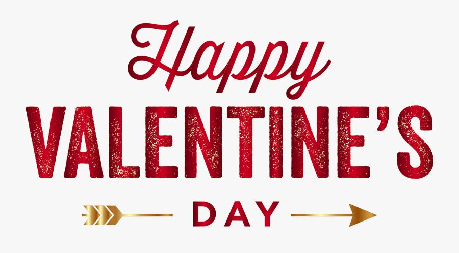 Happy Valentines Day Transparent, Transparent Clipart