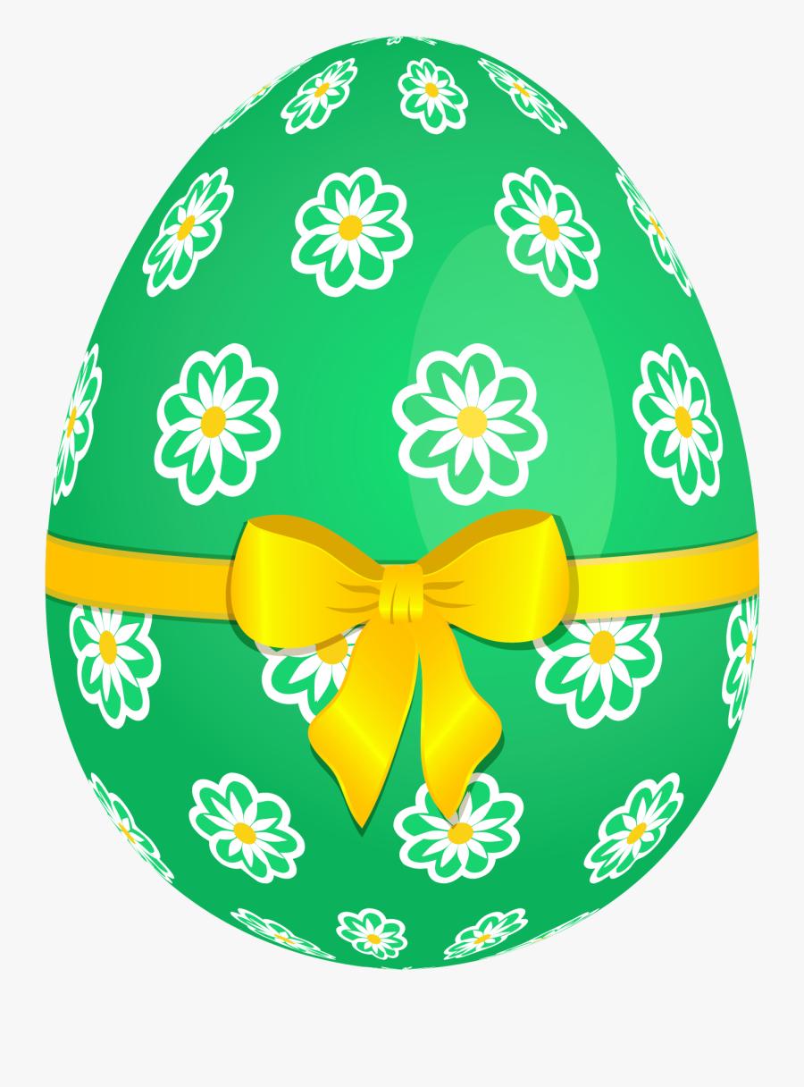 Transparent Background Easter Egg Clipart, Transparent Clipart