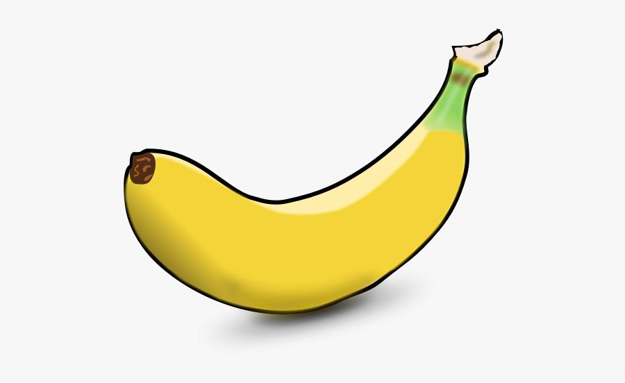Free To Use Public Domain Banana Clip Art - Banana Clipart, Transparent Clipart