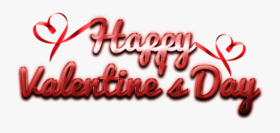 Happy Valentines Day Png Clipart - Happy Valentine Day Png, Transparent Clipart