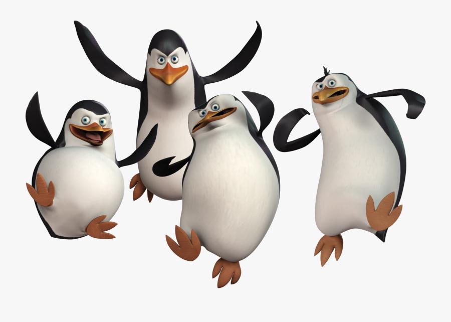 Penguin Png Image Download Clipart - Penguins Of Madagascar, Transparent Clipart