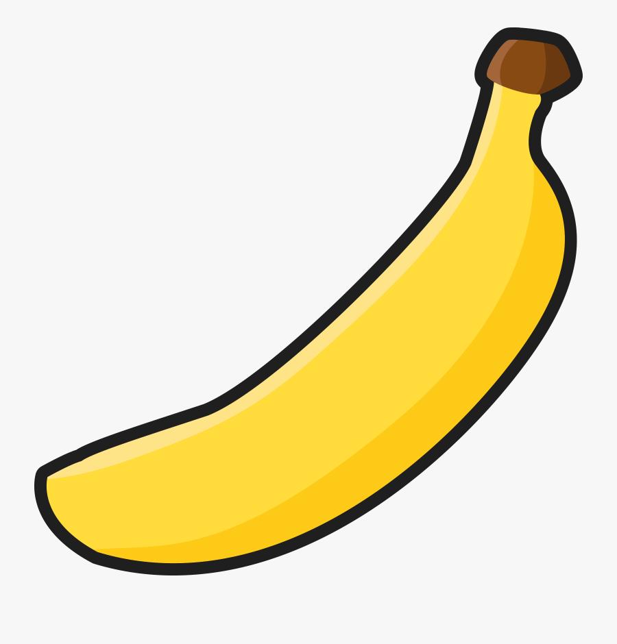 Banana Clipart Image - Banana Clipart, Transparent Clipart